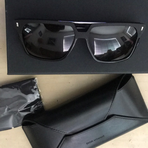 cf7947117bdc Dior Other - Dior Homme Black Tie 134s
